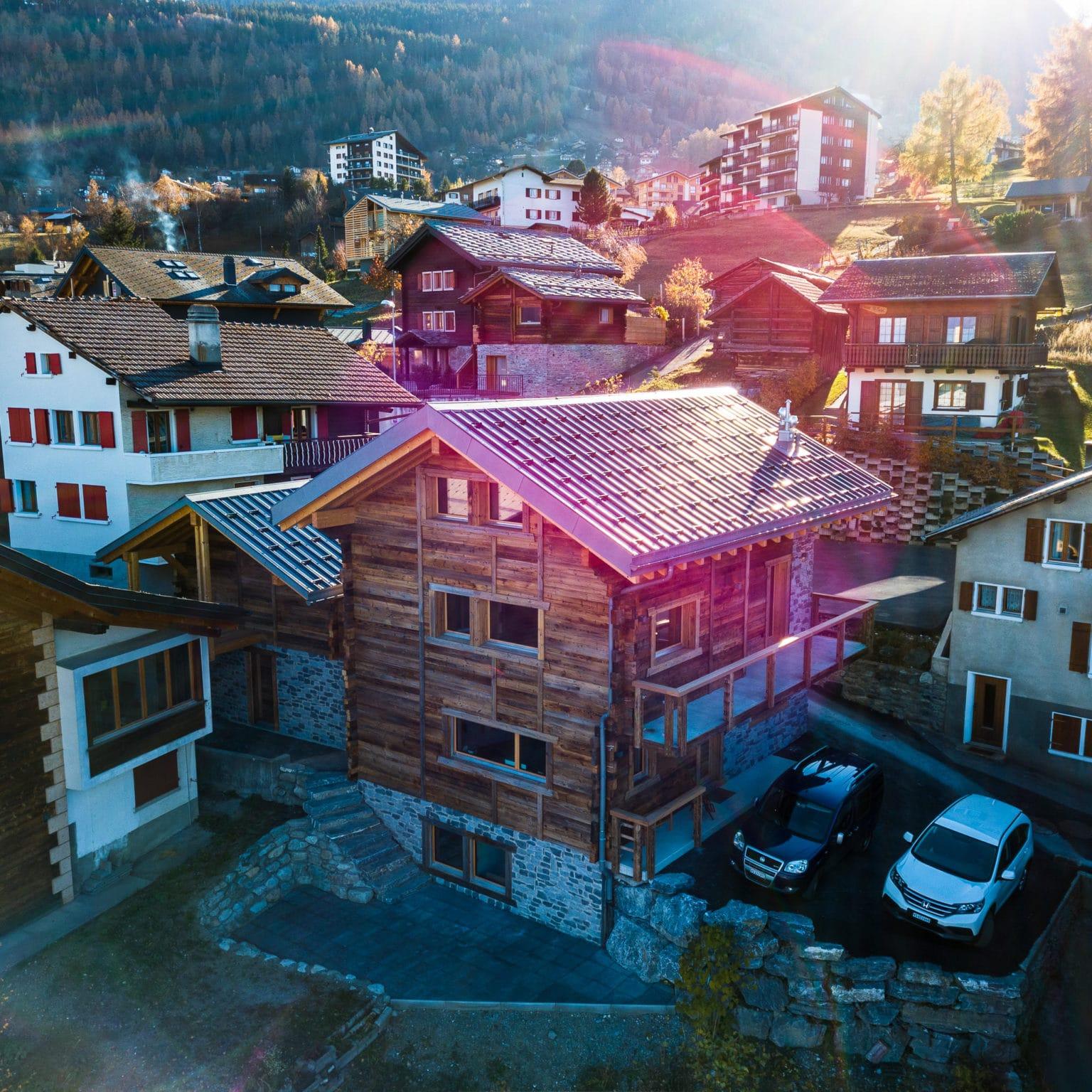 Maison villageoise à Haute-Nendaz